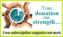 Your donation our strength..
